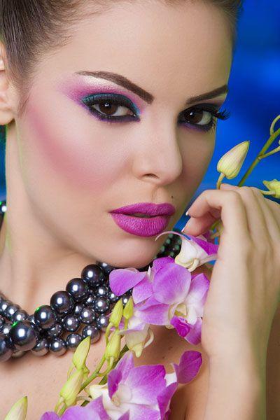 e25890da9778c مكياج العيد 2012 ، مكياج العيد للبنات 2012 ، مكياج للعيد ناعم بالصور ...