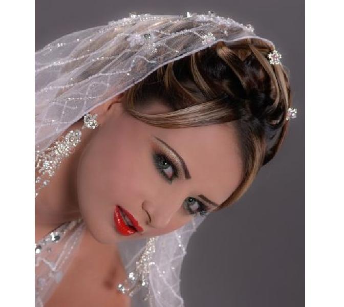 مكياجات رائعة للعروس اجمل اشكال