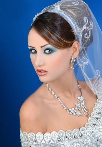 ميكب ناعم للعروس ميكب روعة