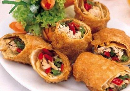 hwaml.com 1343304755 939 لفافات البيض مع الخضار طريقة عمل لفافات البيض مع الخضار مقبلات رمضانية