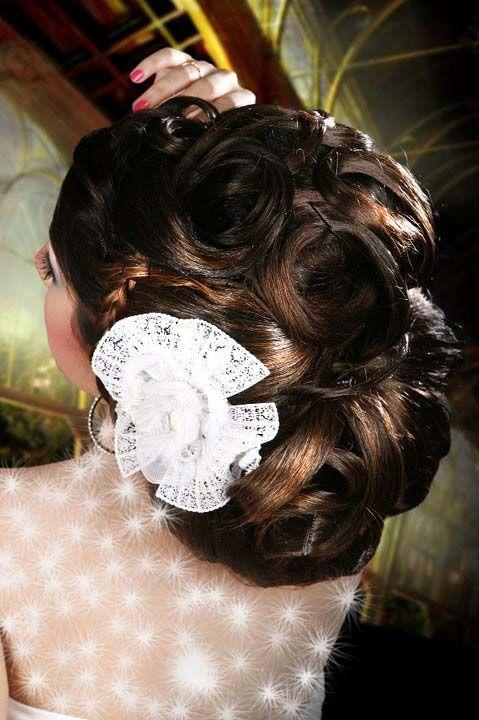 اجمل تسريحات العروس للشعر الطويل اجمل تسريحات العروس الجزائرية اجمل