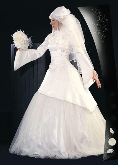 صور فساتين زفاف محجبات 2013 - اشيك فساتين محجبات مودرن 2013 hwaml.com_1343782998