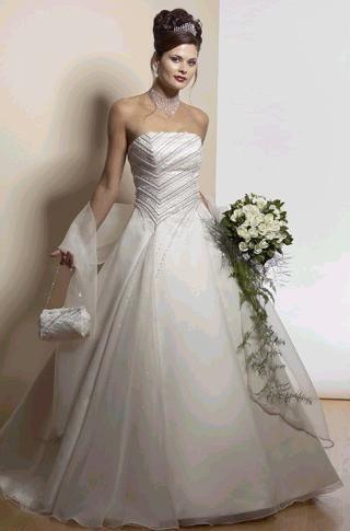 فساتين زفاف اجدد فساتين زفاف