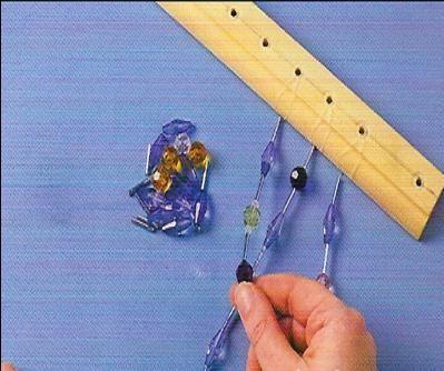 hwaml.com 1343806165 922  طريقة عمل ستارة من الخرز ، اعمال يدوية من الخرز ، ستارة يدوية من الخرز