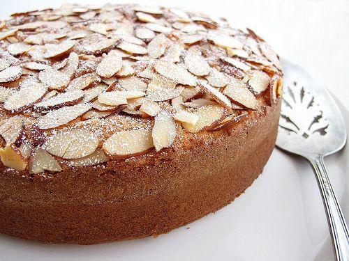 كعكة اللوز 2013 طريقة عمل