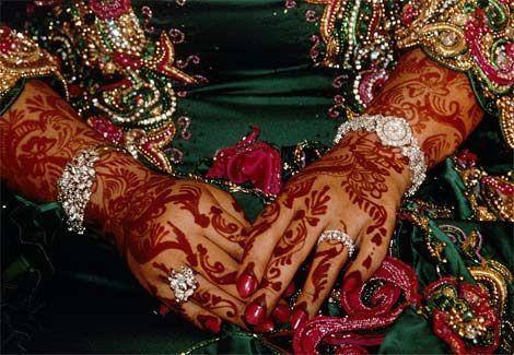 رسومات هندية 2013 حناء هندي