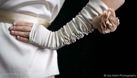 قفازات عرايس 2013 قفازات للعروس