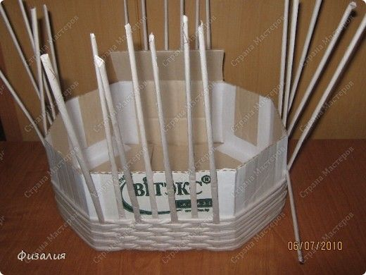 Картонные коробки рукоделие