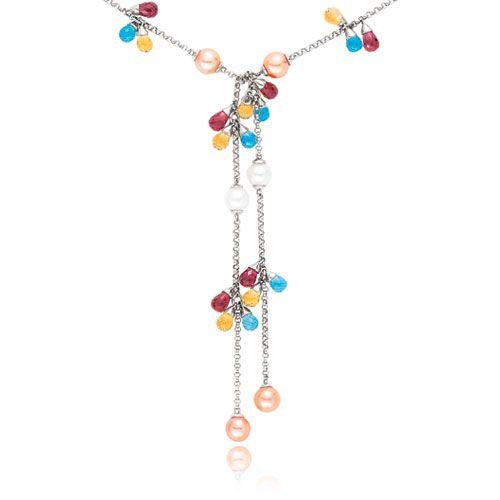 مجوهرات باللون الابيض 2013 اكسسوارات