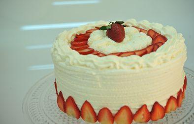 وصفة كعكة الكريمة 2013 خطوات كعكة الكريمة 2014