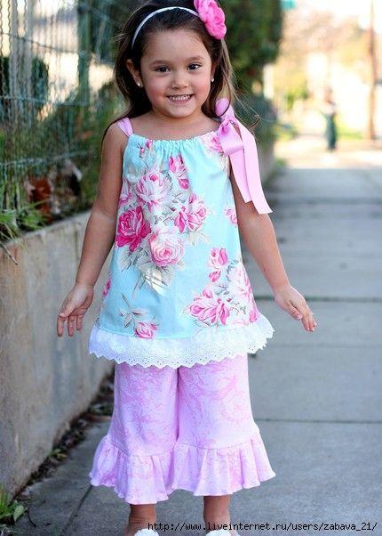 باترون فستان للاطفال ، طريقة عمل فستان