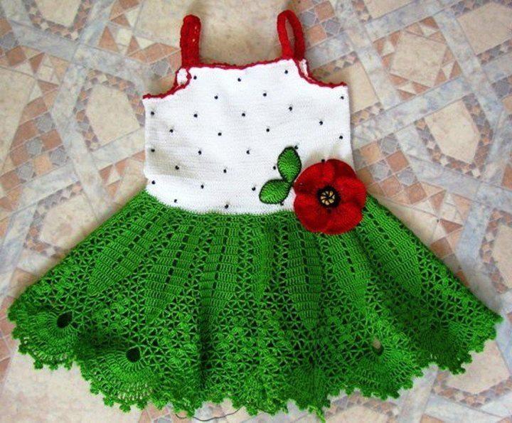 рсср, полненькие в коротких платьях и платья... Рубрики: Вязание для детей крючком/платья,Сарафаны ,юбки