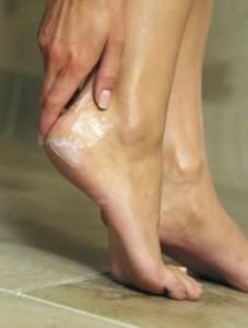 علاج تشقق القدمين التخلص تشقق