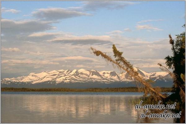 الآسكا الولاية الأجمل