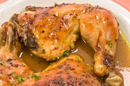 طريقة الدجاج بصوص الليمون 2013