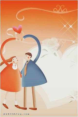 خلفيات ايفون للعرسان خلفيات زواج
