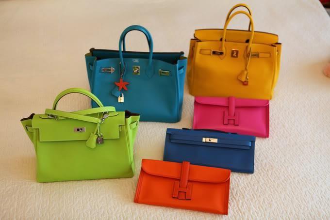 مجموعة من حقائب carryalls لعام 2013أفضل حقائب الربيع 2013حقائب يد
