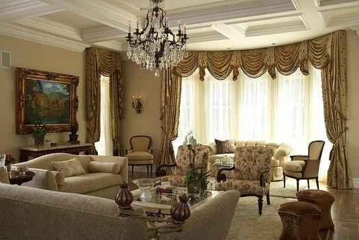 نتيجة بحث الصور عن غرف استقبال كلاسيكية 2016