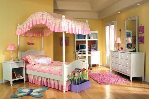 صور غرف نوم للبنات 2013 ، غرف نوم جميلة 2014 ، غرف نوم حلوة للبنات