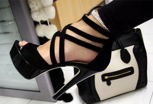 شوزات خطيرة للنساء 2016 شوزات