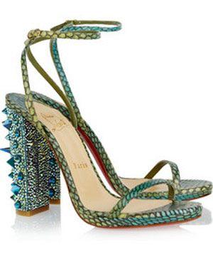 احذية رائعة للسهرة 2016 اجمل