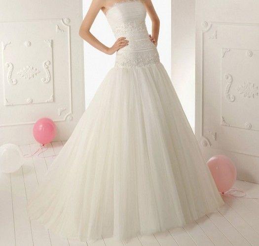 148514c78 فساتين زفاف فرنسية 2014 , فساتين زفاف جذابة 2014 - منتدى الحياة ...