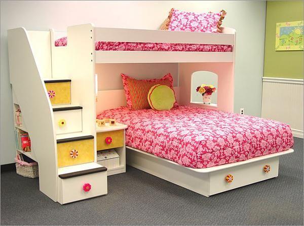 : اجمل غرف نوم اطفال صغار : اطفال