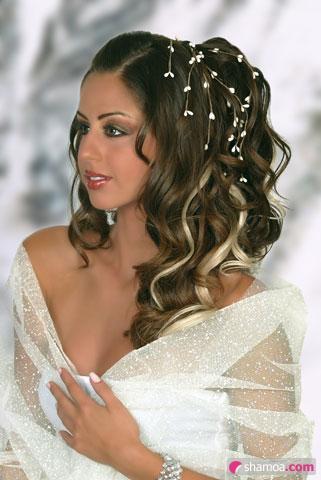 ... احدث صور ميك اب عروس ، Senior Mick bride Fashion 2014