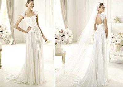 813fc6e44 جديد فساتين ايلي صعب للعروس 2013 ، فساتين زفاف ماركة 2014 ، فساتين زفاف  ايلي صعب