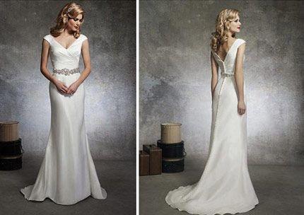 a9827a86b8571 فساتين زفاف رقيقة 2013 ، صور فساتين زفاف روعة 2014 ، اروع فساتين زفاف