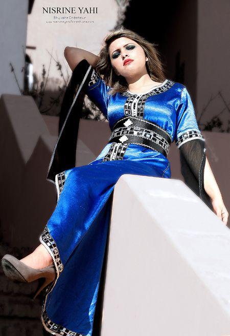 عبايات مغربية حلوة 2017 عبايات