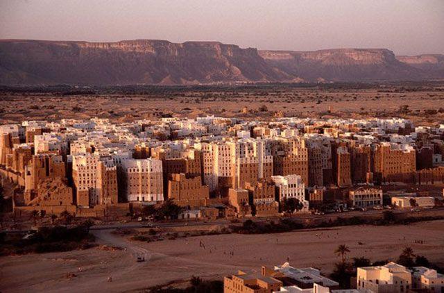 مدينة شبام حضرموت ..شيكاغو الصحراء اليمن .تابع فعاليات 2013 hwaml.com_1357454453