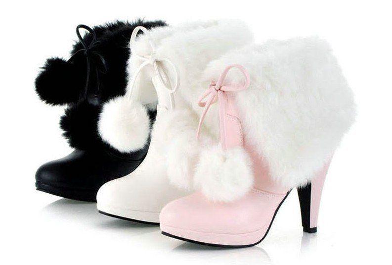 أجمل بوتات البنات 2013 أحذيه