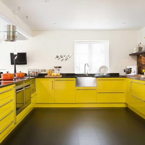 2013 ، مطبخ اصفر اللون 2014 ، مطبخ موف