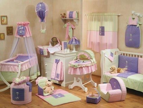 تجهيزات استقبال المولود الجديد