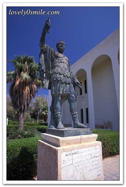 أثار مختلف أنحاء ليبيا الشقيقة