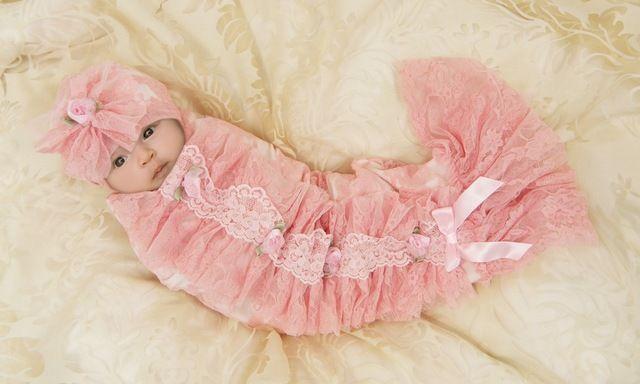 Мода для новорожденных своими руками