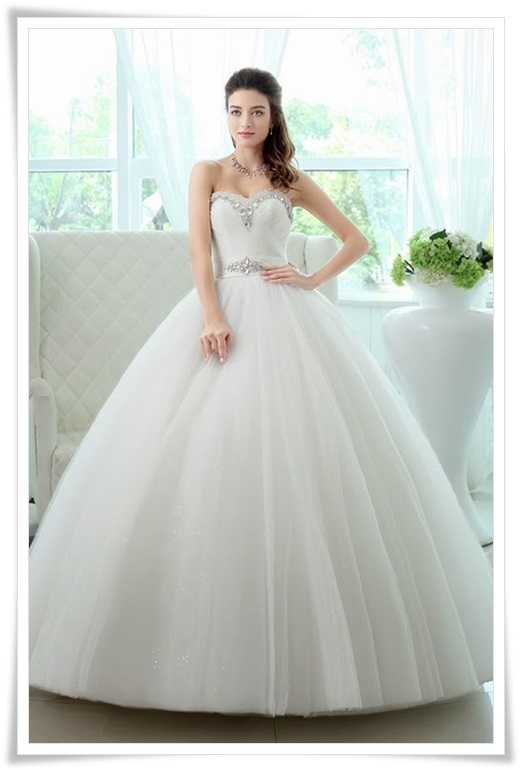 a6577eb49 فساتين زفاف ناعمة , أجمل فساتين العرايس 2014 , فساتين ناعمه للعرايس 2014
