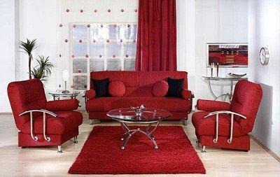 لعشاق اللون الاحمر ديكور منزل رائع hwaml.com_1401234706