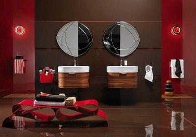 لعشاق اللون الاحمر ديكور منزل رائع hwaml.com_1401234707