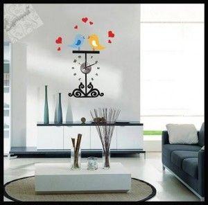 ساعات حائط فى غرف الجلوس hwaml.com_1404988217