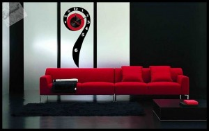 ساعات حائط فى غرف الجلوس hwaml.com_1404988221