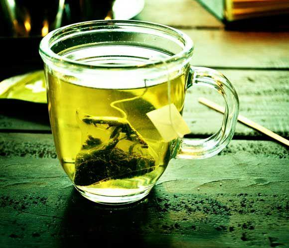 الشاي الأخضر لصحة الشعر