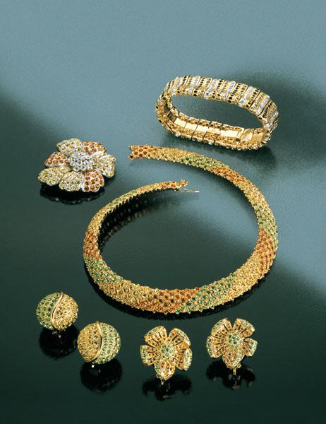 تشكيله من مجوهرات لازوردي hwaml.com_1421208645