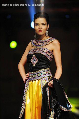 لباس قبائلي عصري